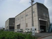 奈良 西名阪『法隆寺』出入口 北葛城郡河合町倉庫物件
