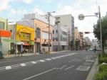 大阪 蒲生四丁目駅前 徒歩15秒 今里筋沿い貸店舗物件