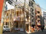 大阪 西中島南方3丁目 新築2階建一棟貸店舗物件